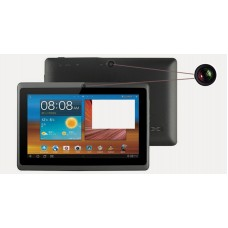 Dual Core Q88 Tablet PC Android 4.4 Kitkat Allwinner A23 Dual Core Dual Camera, free shipping