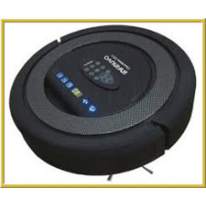 Multifunctional 5 In Robotic vacuum cleaner QQ5, ultrasonic wall patent,UV Sterilizer, free shipping