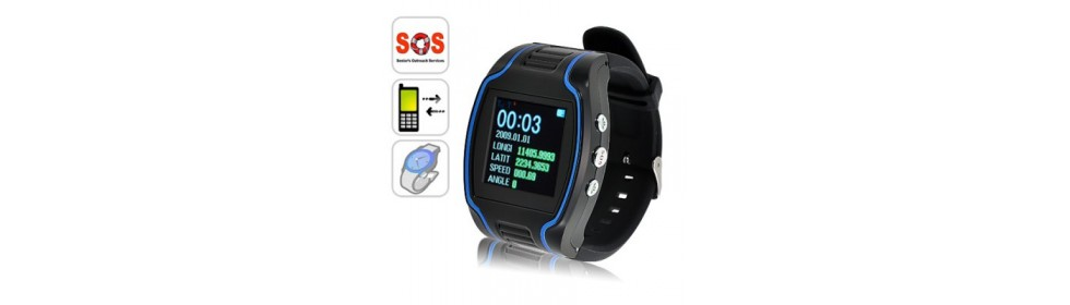 GPS Mobile Watch